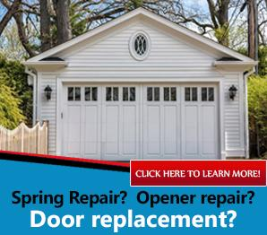Emergency Services - Garage Door Repair Washington , WA